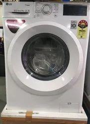 LG Fht1006hnw Washing Machine, White