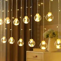 Incandascent Led Wise Ball led Light, Lighting Color: Multi