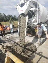Ready Mix Concrete, For Construction, Grade Standard: M25