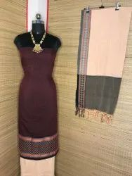 Khadi 3 Pc Suit Materials