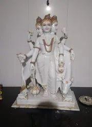 Marbles dattatreya   statue