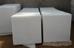 White Marble Tiles, For Flooring, Thickness: 16 mm