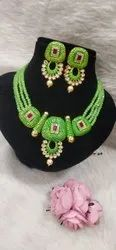 Necklace Set With Earring