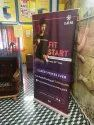 Advertising Roll Up Banner Standee