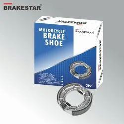 Brakestar两轮车本田Activa制动鞋