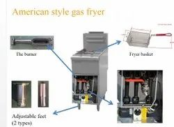 Butler FGF-400 Floor Standing Gas Fryer