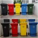 Otto Mgb 120 L 2 Wheeled Bin 120 Ltr With Foot Pedal in Delhi NCR