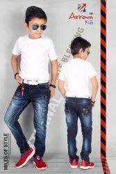 Denim Boys Arrown Jeans, Age Group: 2to15