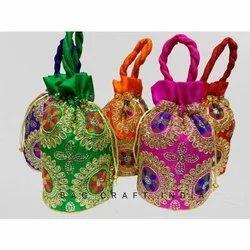 Zari Work Bags