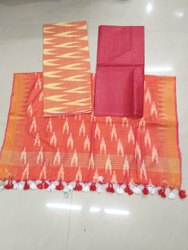 Multicolor Cotton Indian Suits