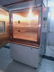 Hot and cold chamber rental service