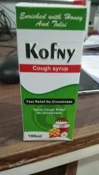 Aurvedic cough syrup