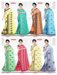 60 Gram Printed Saree