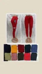 Lical Cargos Ladies Cargo Pant , imp lycra cargo , ladies lycra cargo pant, Waist Size: Xl size