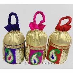 Paisley Embroidery Bag