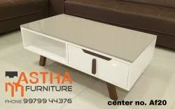 Astha furniture 39.5x20 Inch Center Table