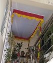 6 Days White Tadikala Pandiri Decorations
