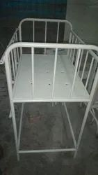 Hospital Baby Cot With Railing
