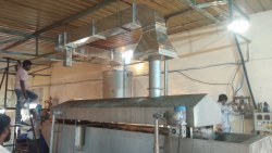 Mahalaxmi Hvac Duct Stainless Steel Ducting, For Industrial Use, Grade: 202 Ss