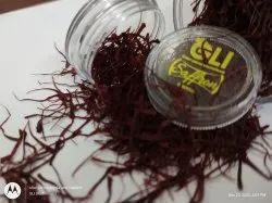 Gli Organic Saffron Kesar, For Food, Packaging Type: Plastic Box