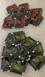 Premium Quality Chilli Flakes Sachet, For PIZZA, Packaging Size: .8 gram