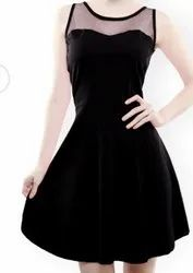 Women Party Wear Dress, Age Group: 18 To 35
