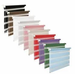 Red.Blue,White Horizontal Venetian Blinds, For Window, Size: 3*5