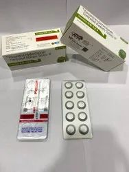 Paroxetine Controlled Release Tablets