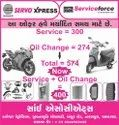 Scooter Two Wheeler Repairing Service