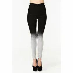 VR FABRICS Black Ladies Jeans