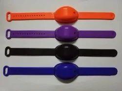 Silicon Sanitizer Wristband