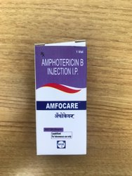 amphotret Amphotericin's Amphotericin B Injection, Non prescription, Treatment: Anti Fungal