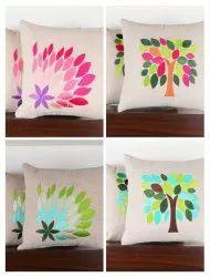 Decorative Jute Cushion Cover Exporter