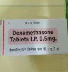 Generic Dexamethasone tablet 0.5 mg, 10x10, Prescription