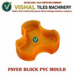 Milano Paver Block PVC Mould