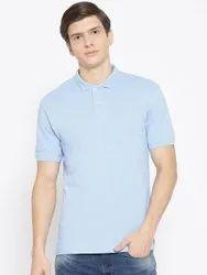 Cotton Matty Pique Knit Polo T Shirts