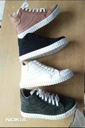 Women Party Wear Ladies Sneakers Shoes