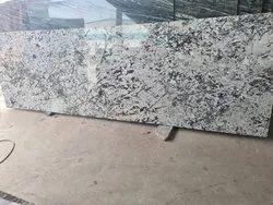 Polished Big Slab Alaska granite slabs, For Flooring, Thickness: 15-20 mm