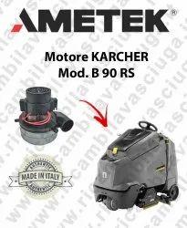 B 90 Rs Ametek Vacuum Motor Scrubber Dryer Karcher