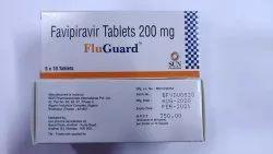 FluGuard Favipiravir 200 mg Tablets