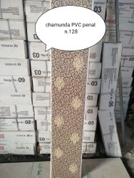 White Printed Pvc Penal, For Home uge, Size: 12'