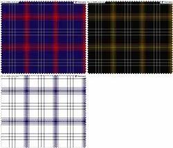 Yarn dyed Checks Shirting Fabric