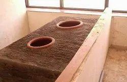 Square Brick Tandoor, For Restaurant