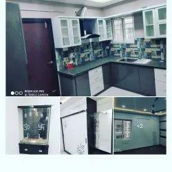 Modular Kitchen & Wardrobe Interior Design