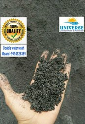 Gray M Sand, Grade: Double Wash, Packaging Size: 34tons