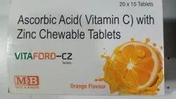 Acorbic Acid 500( vitamin C) Tablet