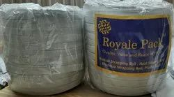 Royale pack Dull White Manual Strapping Roll
