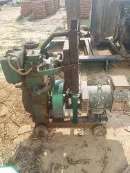 Second hand diesel generator 5 KVA