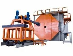Shuttle Plastic Water Tank Making Machine