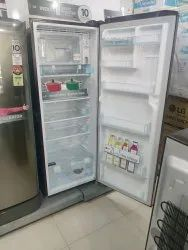 3 Star RED and BLUE Lg Refrigerator, Model Name/Number: B281BBCX, Capacity: 270 L